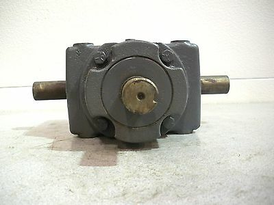 Rx-29, Browning 9Hb1-Lr10 Bevel Gear Box. 1:1 Ratio.