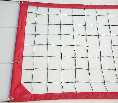 Home Court Volleyball Net Twisted Rope Top and Bottom - CNRR