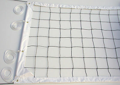 Home Court Volleyball Net Twisted Rope Top and Bottom - CNRW