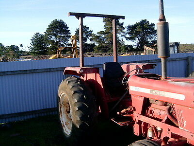 Rops Tractor Rollbar Suit International 454,574,674 + Others