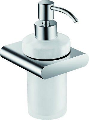 Bathroom Accessories - Shower Bath Wall Mounted Soap Lotion Dispenser