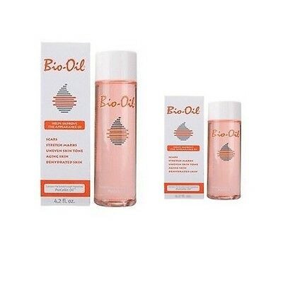 Bio Oil Specialist Skincare for Scars Stretch Marks Uneven PurCellin Aging Skin