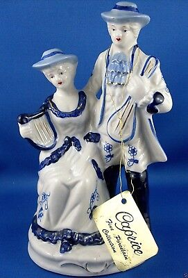 CAPRICE Fine Porcelain Collection (VIP) Period Couple Figurine New - in Aust