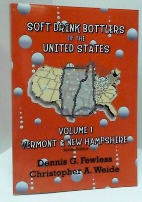 Soft Drink Bottlers of the United States Volume 1, 2nd Edition, B&w