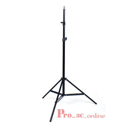 Professional Photo Photography Studio 2m 7ft Light Stand Tripod For Lighting Kit