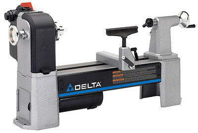 Delta 46-460 Industrial 12-1/2-in Variable-Speed Midi Lathe ReCon