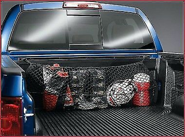 Truck Bed Cargo Net >> Truck Bed Envelope Style Trunk Mesh Cargo Net For Toyota Tundra 2007 2020 New