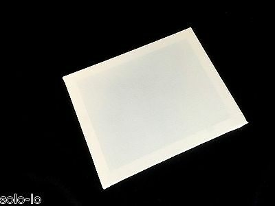 """10 Artist 8"""" x 10"""" Stretched Canvas Blank Canvases Wholesale Bulk 20.3 x 25.3cm"""