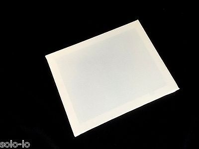 "10 x Artist 8"" x 10"" Stretched Canvas Blank Canvases Wholesale Bulk 20.3x25.3cm"