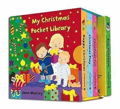 My Christmas Pocket Library by Pan Macmillan (Multiple copy pack, 2009)