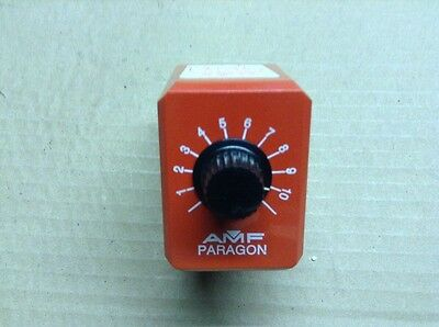 AMF Paragon 902-060-82 24V AC/DC Off Delay Automatic Timer M4
