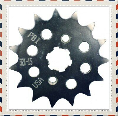 NEW PBI Honda Grom MSX125 17 Tooth Front Sprocket 17t @ Moped Motion