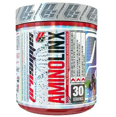 Pro Supps AMINO LINX BCAA & EAA Matrix - 30 Servings Muscle Sparing & Hydration