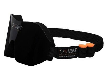 Dream Essentials Total Eclipse Sleep Mask - Black