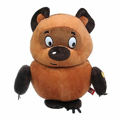 Winnie the Pooh Bear Big Size Plush Soft Toy Stuffed Cuddle Animal Traditional