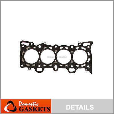 Fit 92-00 Honda Civic De So 1.5 1.6 SOHC MLS Head Gasket D16Y7 D16Z6 D16Y8 D15Z1