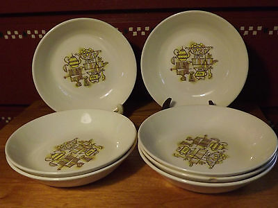 Taylor Smith Taylor Country Kitchen  Ever Yours Cereal Bowls ( 7 )