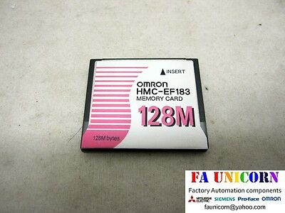 [Omron] HMC-EF183 128MB Memory Card PLC Fast Shipping 3~5 days