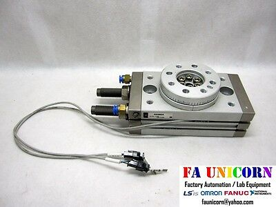 [SMC] MSQB50R Pnumatic Rotary Actuator Max Press 0.6MPa EMS/UPS Fast Shipping