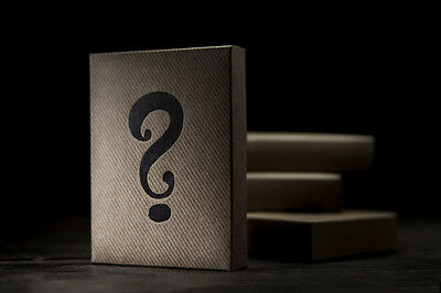 Mystery Box Playing Cards - Theory11 Deck - Magic Tricks - New