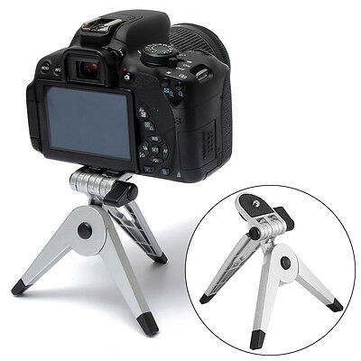 Photography Mini Portable Tripod Holder Stand Desk for Camera Camcorder DSLR New