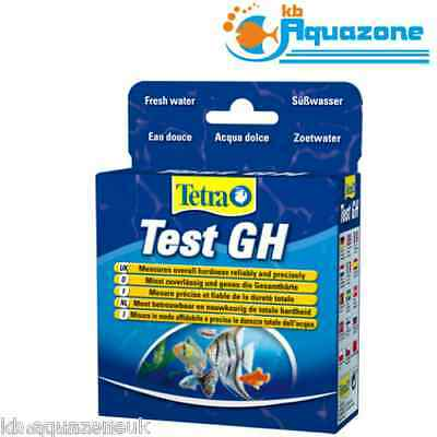 Tetra TEST GH (10ml) FRESH WATER measures overall hardness *  FREE