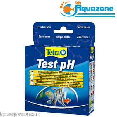 Tetra TEST pH (10ml) FRESH WATER * measures pH value * FREE POSTAGE
