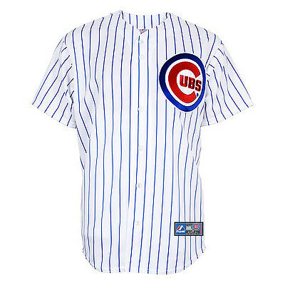 MLB Baseball Trikot Jersey CHICAGO CUBS - Home white von Majestic