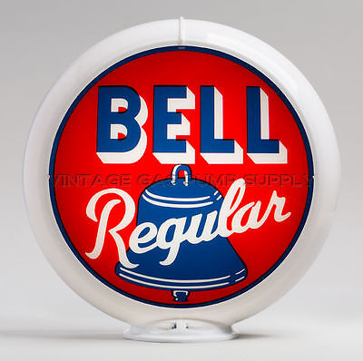 "Bell 13.5"" Gas Pump Globe (G118) FREE SHIPPING - U.S. Only"