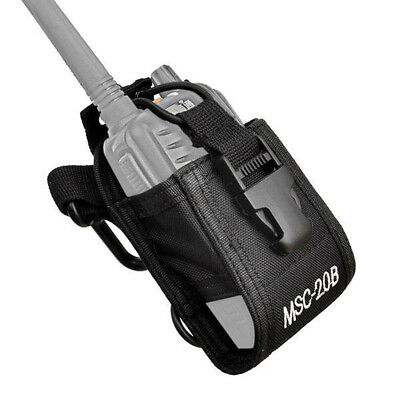 MSC-20B Multi Function Radio Case Pouch Holster for Motorola KENWOOD PUXING