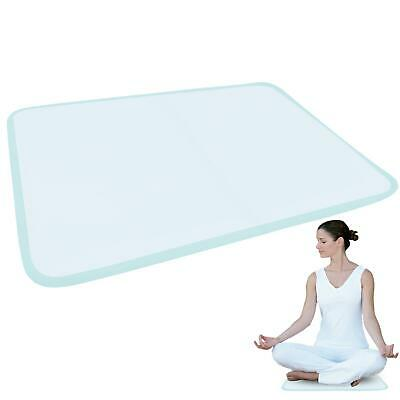 New Cold Cooling Pillow Chilled Laptop Gel mat Pad Bed Cool Sleeping Aid