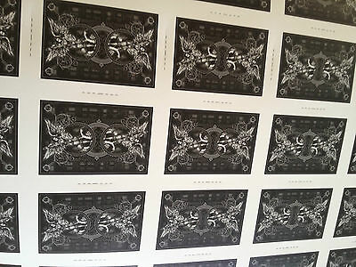 Bicycle Guardians Uncut Sheet - Theory 11 - Playing Cards - Very Rare - New