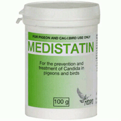 Pigeon Product - Medistatin by Medpet  for Racing Pigeons