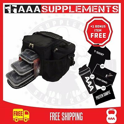 Isolator Fitness Isobag 6 Meal Management System