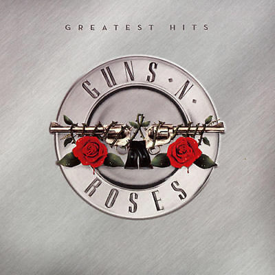 GUNS N ROSES - Greatest Hits CD *NEW* Very Best Of