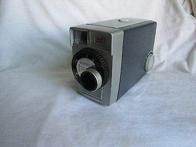 KODAK BROWNIE 8 8MM MOVIE FILM CAMERA  WITH  BOX