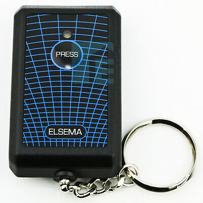 Garage Door Remote Control Elsema Key301 27.145MHz Suits, FMT201, FMT301, FMT401