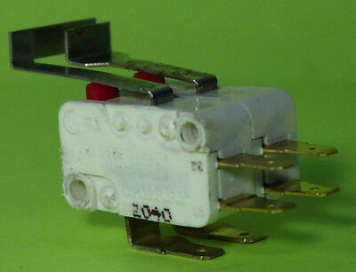 Dixie Narco Double Motor Switch Mfg #80410069001 fits various machines 3pcs