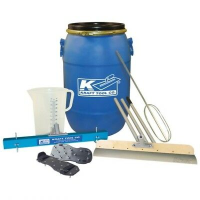 Self-Leveling Compound Tool Kit for Concrete Restoration 19805