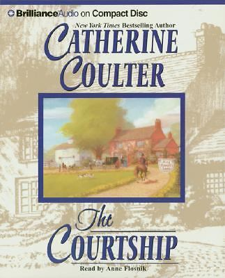 The Courtship 5 by Catherine Coulter Audiobook (2006, CD, Abridged)