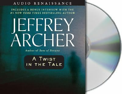 A Twist in the Tale by Jeffrey Archer AUDIOBOOK (2004, CD, Revised, Abridged)