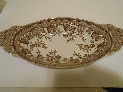 Williams Sonoma SPODE Westbourne Oval  Serving Dish Bowl  MINT Made England