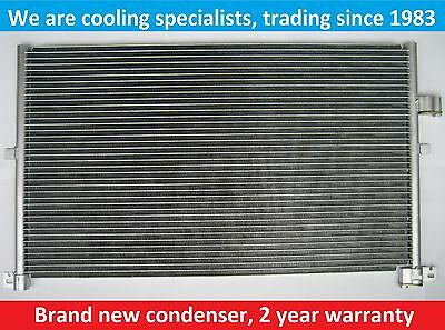 Brand New Condenser (Air Con Radiator) Ford Mondeo Mk3 Petrol/tdci 2000 To 2007