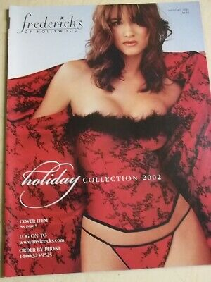 Frederick's of Hollywood 2002 Holiday Collection Sexy Teddy