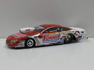 1:24 2010 Pontiac GXP NHRA Pro Stock Car (Jason Line) Auto World CP5657