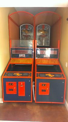 Skee Ball Super Shot Basketball Redemption Arcade Game Room Premium