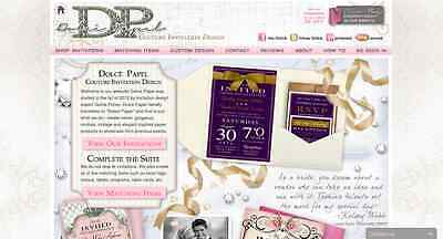 NEW Website Design E-Commerce, Informational, Unlimited Pages and Emails Flasher