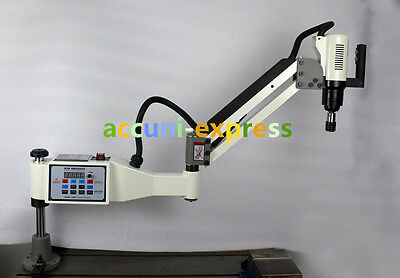 New Powerful M3-M16 Vertical Electric Tapping Machine 220V s