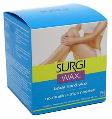 Surgi Wax Body Hard Wax 4oz.
