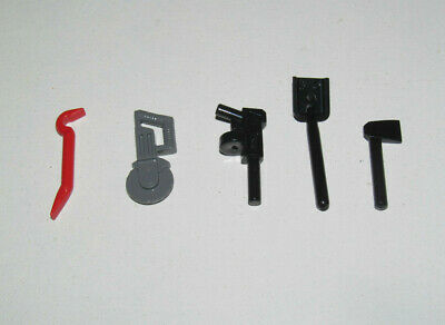 Lego ® Accessoire Minifig Lot x5 Outils Bricolage Tools NEW